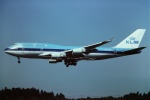 tassさんが、成田国際空港で撮影したKLMオランダ航空 747-406の航空フォト(写真)