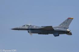 Ryusei10Rさんが、岩国空港で撮影したアメリカ空軍 F-16CM-50-CF Fighting Falconの航空フォト(飛行機 写真・画像)
