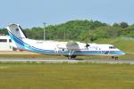 デデゴンさんが、石見空港で撮影した海上保安庁 DHC-8-315Q Dash 8の航空フォト(写真)