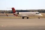 北の熊さんが、新千歳空港で撮影した尊翔公務航空 CL-600-2B19 Regional Jet CRJ-200ERの航空フォト(飛行機 写真・画像)