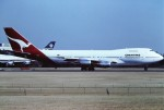tassさんが、成田国際空港で撮影したカンタス航空 747-238BMの航空フォト(写真)