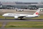 YASKYさんが、羽田空港で撮影した日本航空 777-246/ERの航空フォト(写真)