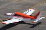 yabyanさんが、名古屋飛行場で撮影した日本個人所有 PA-28-151 Cherokee Warriorの航空フォト(飛行機 写真・画像)