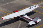 yabyanさんが、名古屋飛行場で撮影した日本個人所有 172P Skyhawk IIの航空フォト(飛行機 写真・画像)