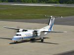 ナナオさんが、石見空港で撮影した海上保安庁 DHC-8-315Q Dash 8の航空フォト(写真)