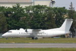 banshee02さんが、横田基地で撮影したアメリカ企業所有 DHC-8-315B Dash 8の航空フォト(写真)