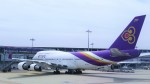 westtowerさんが、関西国際空港で撮影したタイ国際航空 747-4D7の航空フォト(写真)