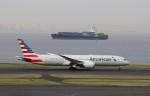 ハム太郎。さんが、羽田空港で撮影したアメリカン航空 787-9の航空フォト(写真)