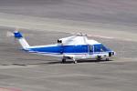 yabyanさんが、名古屋飛行場で撮影した日本法人所有 S-76Cの航空フォト(飛行機 写真・画像)