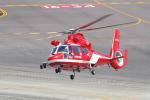 yabyanさんが、名古屋飛行場で撮影した名古屋市消防航空隊 AS365N3 Dauphin 2の航空フォト(飛行機 写真・画像)