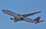 鉄バスさんが、関西国際空港で撮影したフィリピン航空 A330-343Xの航空フォト(飛行機 写真・画像)