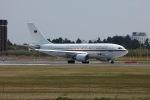Taka1418さんが、成田国際空港で撮影したドイツ空軍 A310-304の航空フォト(写真)