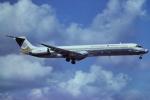 tassさんが、マイアミ国際空港で撮影したBWIA ウェスト インディーズ エアウェイズ MD-83 (DC-9-83)の航空フォト(飛行機 写真・画像)