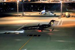 T.Sazenさんが、羽田空港で撮影したプライベートエア Gulfstream G650 (G-VI)の航空フォト(写真)