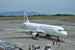 mojioさんが、静岡空港で撮影した中国東方航空 A320-214の航空フォト(写真)