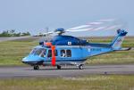 mojioさんが、静岡空港で撮影した長野県警察 AW139の航空フォト(飛行機 写真・画像)