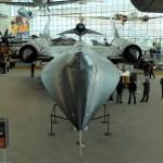 Smyth Newmanさんが、ミュージアム・オブ・フライトで撮影したアメリカ空軍 SR-71 Blackbirdの航空フォト(写真)