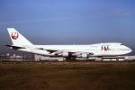 tassさんが、羽田空港で撮影した日本航空 747-146B/SR/SUDの航空フォト(写真)