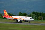 HS888さんが、鹿児島空港で撮影した香港航空 A320-214の航空フォト(写真)
