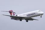 kinsanさんが、ヒロ国際空港で撮影したハワイアン航空 717-22Aの航空フォト(写真)