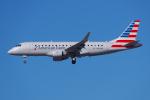PASSENGERさんが、ロサンゼルス国際空港で撮影したアメリカン・イーグル ERJ-170/175の航空フォト(写真)