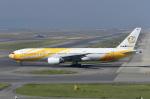 kix-booby2さんが、関西国際空港で撮影したノックスクート 777-212/ERの航空フォト(写真)