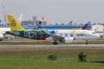 みるぽんたさんが、成田国際空港で撮影したロイヤルブルネイ航空 A320-251Nの航空フォト(写真)