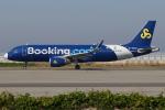 関西国際空港 - Kansai International Airport [KIX/RJBB]で撮影された春秋航空 - Spring Airlines [9C/CQH]の航空機写真