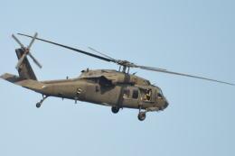 350JMさんが、キャンプ富士で撮影したアメリカ陸軍 UH-60L Black Hawk (S-70A)の航空フォト(飛行機 写真・画像)