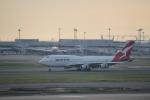 keitsamさんが、羽田空港で撮影したカンタス航空 747-438の航空フォト(飛行機 写真・画像)