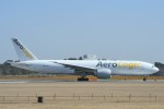 B747‐400さんが、成田国際空港で撮影したエアロ・ロジック 777-FZNの航空フォト(写真)