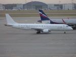 NIKEさんが、シェレメーチエヴォ国際空港で撮影したペガサス・フライ ERJ-190-100 LR (ERJ-190LR)の航空フォト(写真)