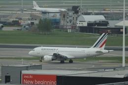 航空フォト:F-GRHO エールフランス航空 A319