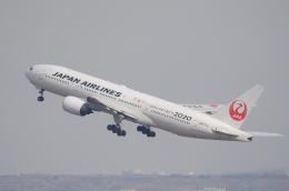 Dreamer-K'さんが、羽田空港で撮影した日本航空 777-246の航空フォト(飛行機 写真・画像)