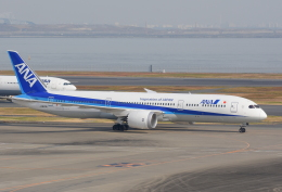 Dreamer-K'さんが、羽田空港で撮影した全日空 787-9の航空フォト(飛行機 写真・画像)