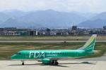 多楽さんが、山形空港で撮影したフジドリームエアラインズ ERJ-170-100 SU (ERJ-170SU)の航空フォト(写真)