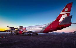 イエローナイフ空港 - Yellowknife Airport [YZF/CYZF]で撮影されたイエローナイフ空港 - Yellowknife Airport [YZF/CYZF]の航空機写真