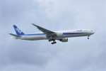 kumagorouさんが、那覇空港で撮影した全日空 777-381の航空フォト(写真)