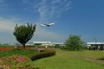 ☆ライダーさんが、成田国際空港で撮影したアトラス航空 747-4KZF/SCDの航空フォト(写真)