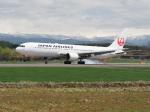 noshi2さんが、旭川空港で撮影した日本航空 767-346/ERの航空フォト(写真)