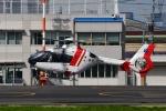 Mizuki24さんが、東京ヘリポートで撮影した中日本航空 EC135P2の航空フォト(写真)