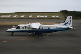 島国旅人さんが、神津島空港で撮影した新中央航空 228-212の航空フォト(飛行機 写真・画像)