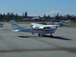 Smyth Newmanさんが、ラングリー・リージョナル空港で撮影したカナダ企業所有 172N Skyhawkの航空フォト(写真)