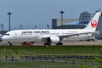 南国の防人さんが、成田国際空港で撮影した日本航空 787-9の航空フォト(写真)
