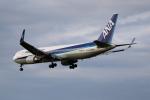 MOHICANさんが、成田国際空港で撮影した全日空 767-381/ERの航空フォト(写真)
