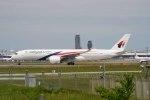 Re4/4さんが、成田国際空港で撮影したマレーシア航空 A350-941XWBの航空フォト(写真)