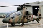 Zakiyamaさんが、高遊原分屯地で撮影した陸上自衛隊 OH-1の航空フォト(写真)