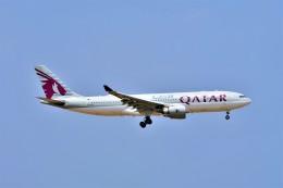 Hiro Satoさんが、スワンナプーム国際空港で撮影したカタール航空 A330-202の航空フォト(飛行機 写真・画像)