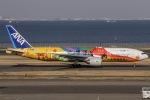 ぐっちーさんが、羽田空港で撮影した全日空 777-281/ERの航空フォト(写真)