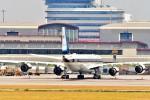 Hiro Satoさんが、スワンナプーム国際空港で撮影したタイ王国空軍 A340-500の航空フォト(写真)